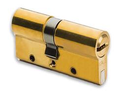 Kale Kilit - Bilyalı Çelik Takviye Silindir 68mm - Sarı