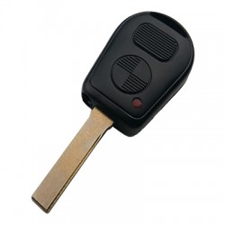 Bmw - Bmw 2 Buton Ir-Led Anahtar Kabı (Eski Model)