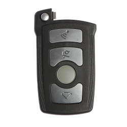 Bmw - Bmw 4 Buton Smart Anahtar Kabı