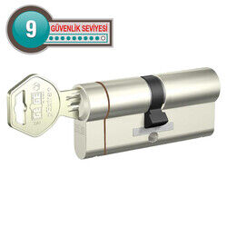 Gege pExtra Plus - dormakaba Gege pExtra Plus Barel Yüksek güvenlikli Çelik Kapı Kilidi Göbeği (68-71 mm)