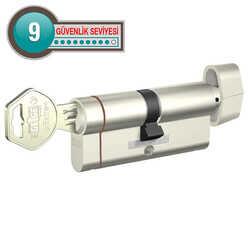 dormakaba Gege pExtra Plus Mandallı Barel Yüksek Güvenlikli Çelik Kapı Kilit Göbeği (68-71 mm)