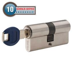 Kaba ExperT Plus - dormakaba Kaba experT+ 68 - 71 mm Anahtarı Kopyalanamayan Çelik Takviyeli Barel Kapı Göbeği