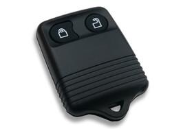 Ford - Ford 2 Buton Sallama Anahtar Kabı