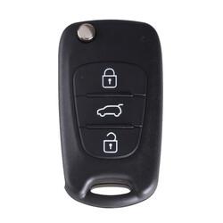 Hyundai - Hyundai Sustalı Anahtar Kabı (Pantograf)