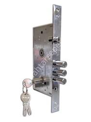 Kale Kilit - Kale Monoblok Sistem Silindirli Çelik Kapı Kilidi 252R