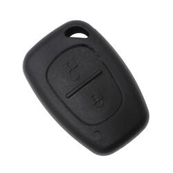 Renault - Renault Kangoo - Trafic 2 Buton Anahtar Kabı