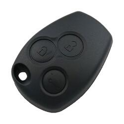 Renault - Renault Trafic 3 Buton Anahtar Kabı Pantoğraf Uçlu